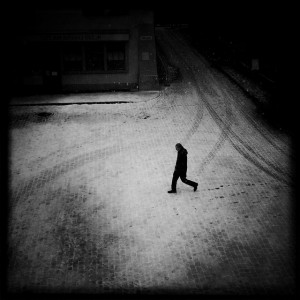 """Winter Loneliness"" - Dominique Jost"